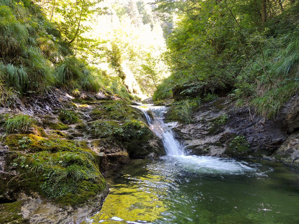 Canyoning in Göstling-Hochkar