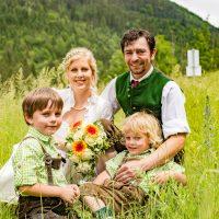 Familie Scheiblechner